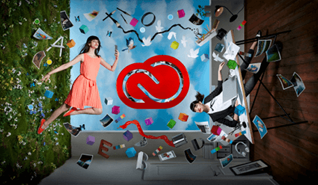 Купить adobe creative cloud