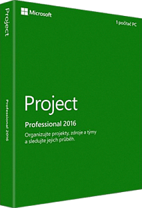 Microsoft Project 2016 купить