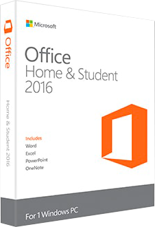 Microsoft Office Home and Student 2016 купить