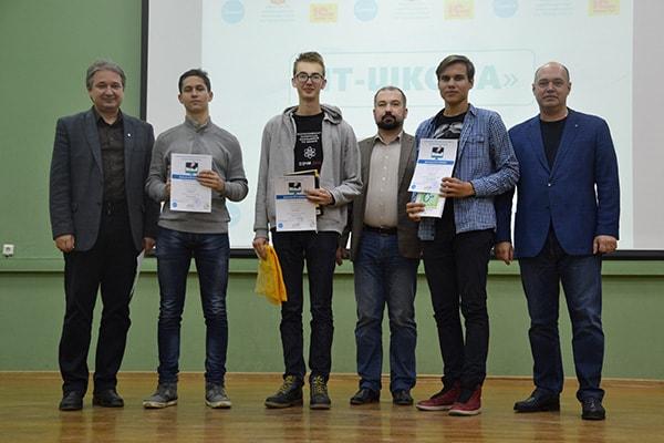 чемпионат по программированию для школьников
