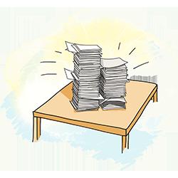 Книга «5 шагов к идеальному архиву документов»