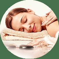 Расслабляющий спа-массаж